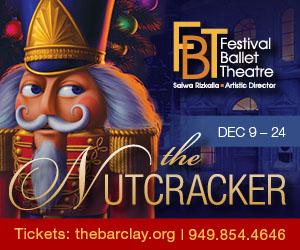 Festival Ballet Nutcracker