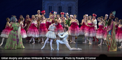 American nutcracker galmont ballet