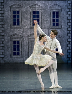 Galmont Ballet The American Nutcracker 2015 in